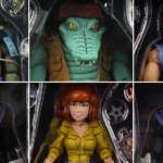NECA TMNT Cartoon Wabe 3 Packaging