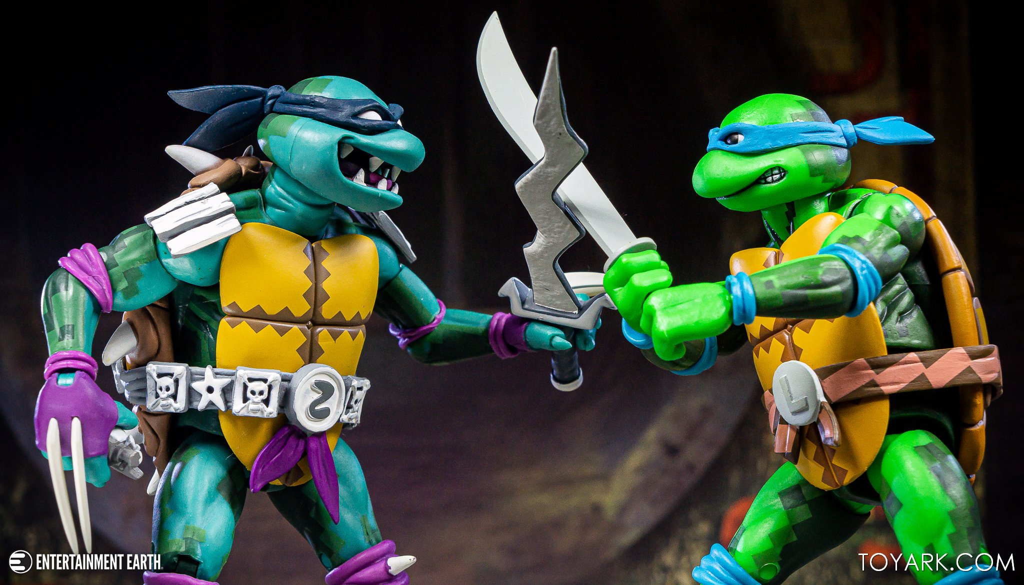 NECA TMNT Turtles In Time S1 084