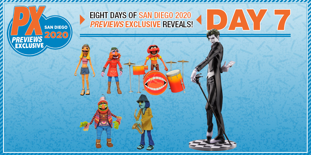 Previews SDCC 2020 Day 7