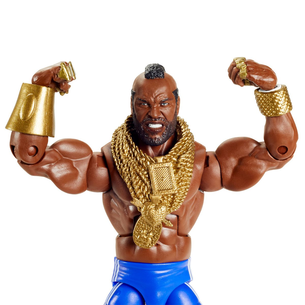 WWE Mr T Elite Collection Action Figure Convention Exclusive SDCC 2020 Sealed