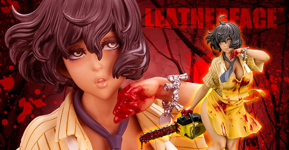 TCM Bishoujo Leatherface 001