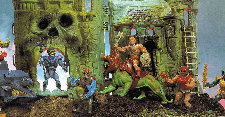 Toys of He Man Book
