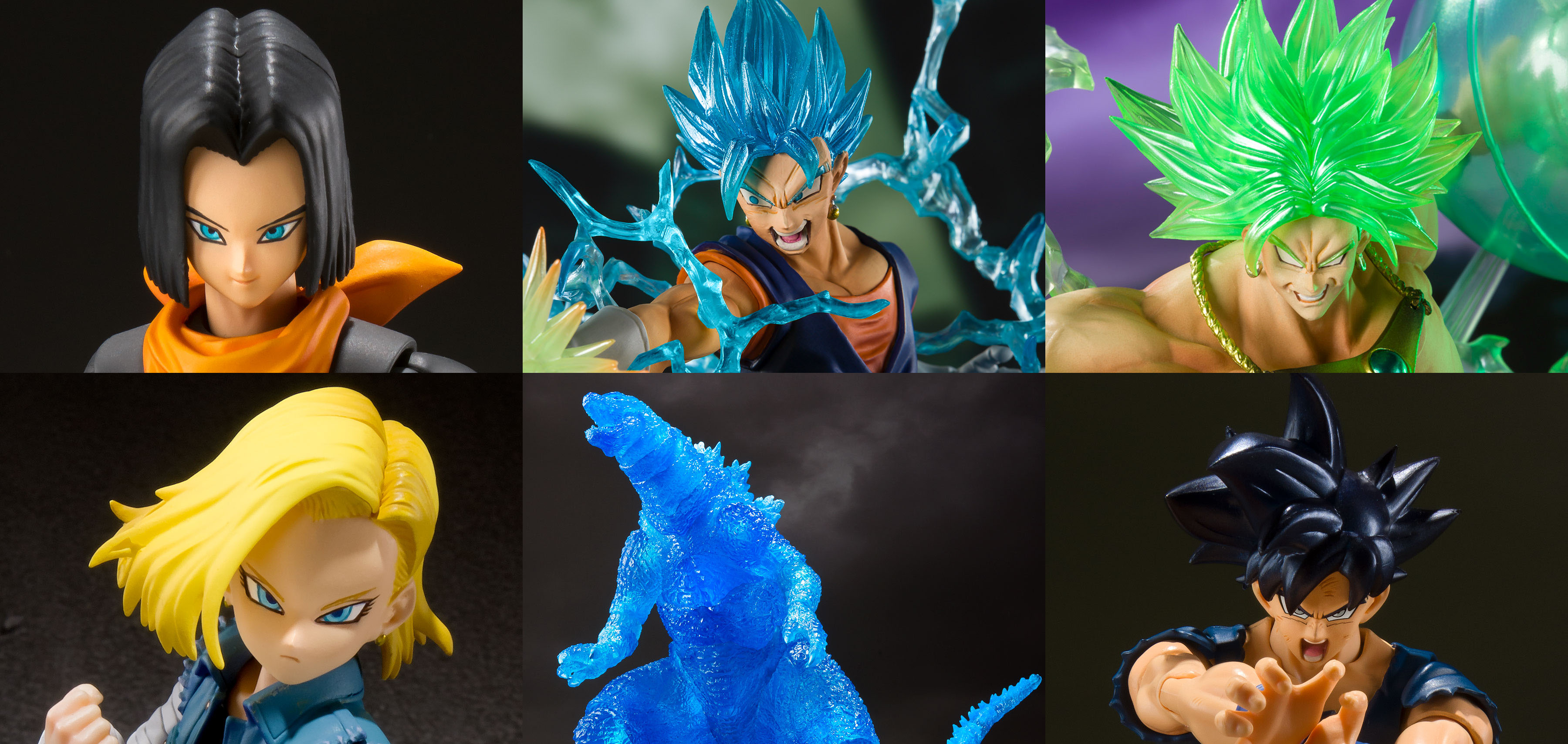 2020 Tamashii Exclusives