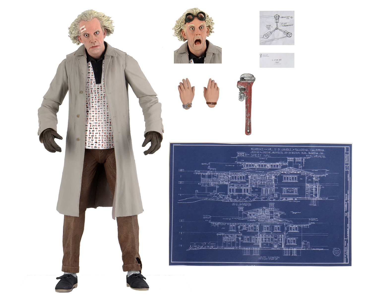 BTTF Doc Brown