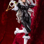 Black Cat Bishoujo Statue 001