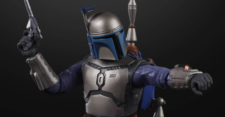 Black Series Gaming Greats Jango Fett 004