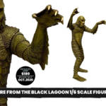 Creature From The Black Lagoon Sixth Scale Figure Preview