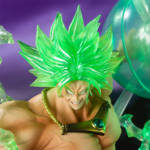 Figuarts ZERO SUPER SAIYAN BROLY THE BURNING BATTLE Event Exclusive Color Edition 001