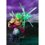 Figuarts ZERO SUPER SAIYAN BROLY THE BURNING BATTLE Event Exclusive Color Edition 002