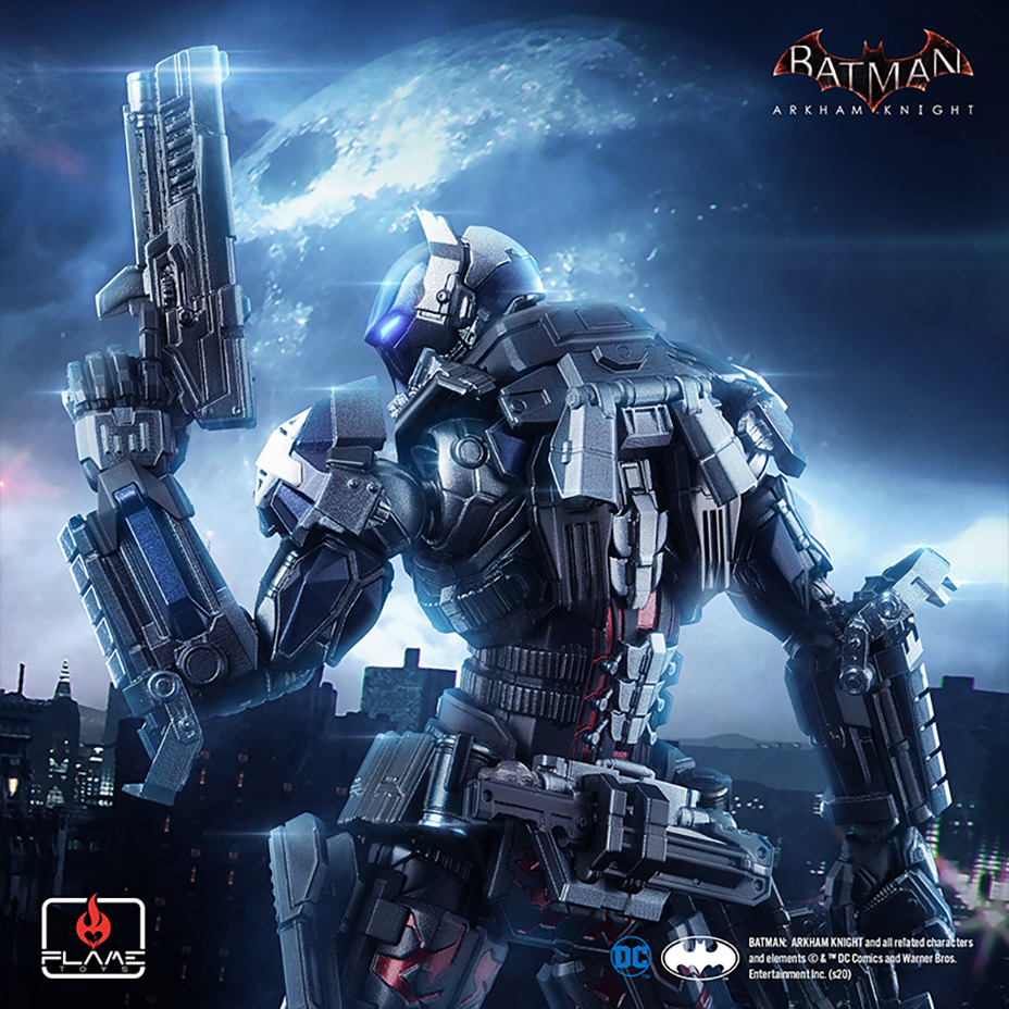 Flame Toys Arkham Knight 001