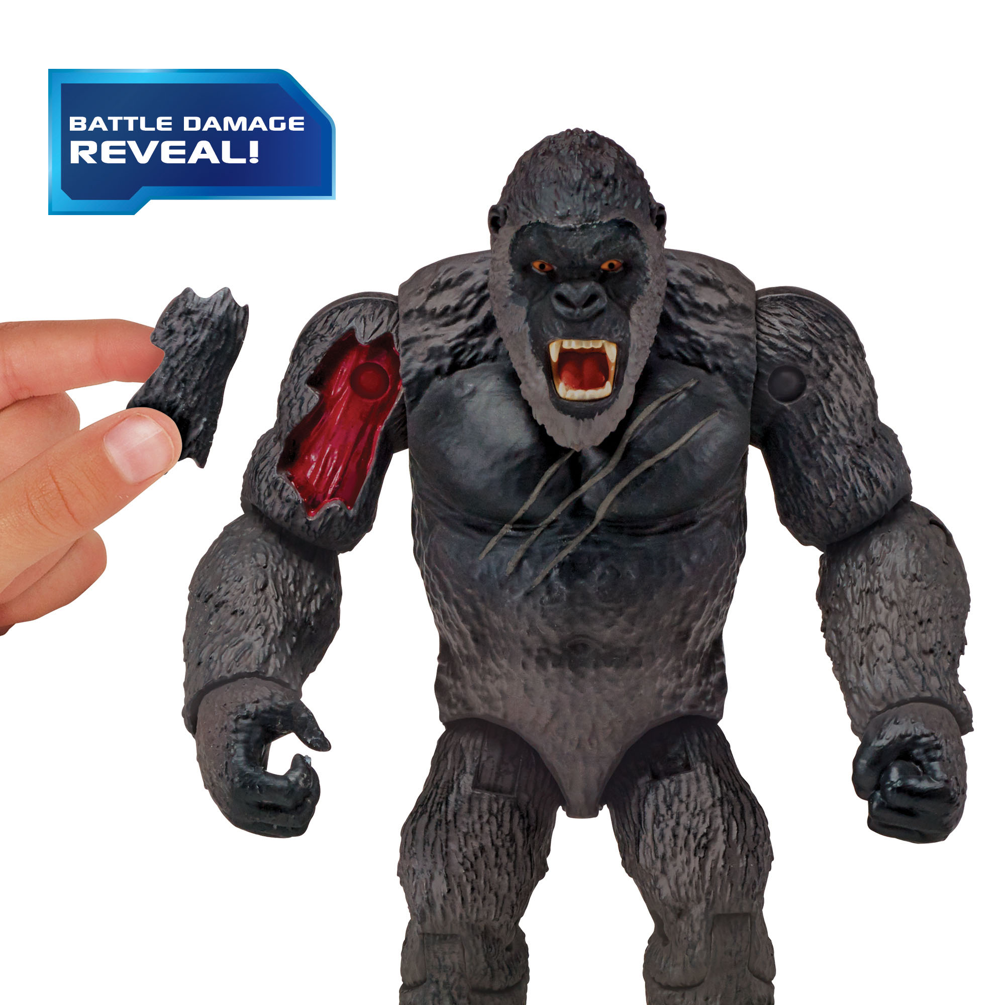 Godzilla Vs King Kong Figures
