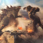 Godzilla vs Kong Packaging Art