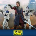 Hot Toys CW Anakin 008