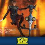 Hot Toys CW Anakin and STAP 003