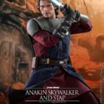 Hot Toys CW Anakin and STAP 006