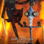 Hot Toys CW Anakin and STAP 008
