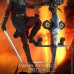 Hot Toys CW Anakin and STAP 009