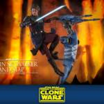 Hot Toys CW Anakin and STAP 012