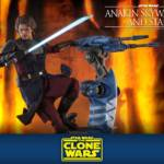 Hot Toys CW Anakin and STAP 014