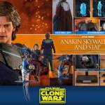 Hot Toys CW Anakin and STAP 019
