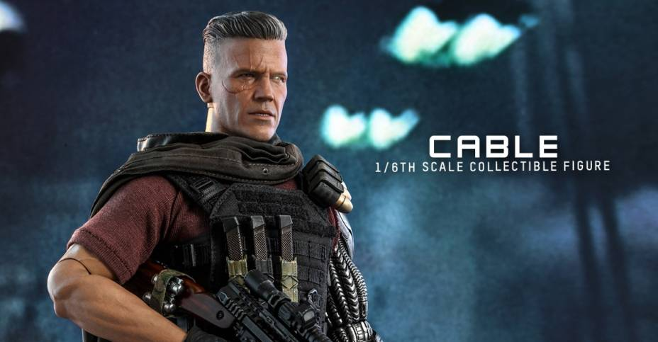 Hot Toys Deadpool 2 Cable 001