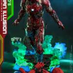 Hot Toys Illusion Iron Man 001