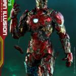 Hot Toys Illusion Iron Man 002