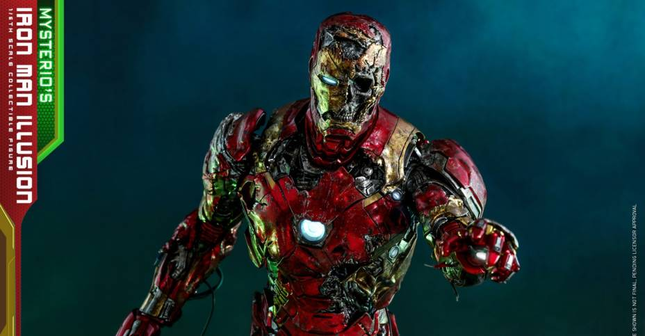 Hot Toys Illusion Iron Man 003