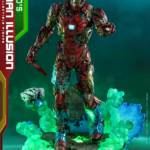 Hot Toys Illusion Iron Man 005