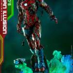 Hot Toys Illusion Iron Man 008