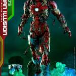 Hot Toys Illusion Iron Man 012