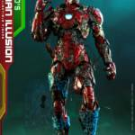 Hot Toys Illusion Iron Man 014