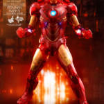 Hot Toys Iron Man 2 Holographic Iron Man 001