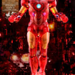 Hot Toys Iron Man 2 Holographic Iron Man 003