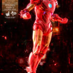 Hot Toys Iron Man 2 Holographic Iron Man 004