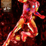 Hot Toys Iron Man 2 Holographic Iron Man 005