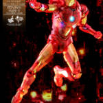 Hot Toys Iron Man 2 Holographic Iron Man 007