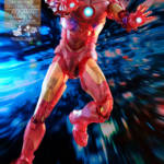 Hot Toys Iron Man 2 Holographic Iron Man 009