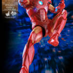 Hot Toys Iron Man 2 Holographic Iron Man 011
