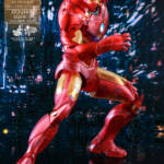 Hot Toys Iron Man 2 Holographic Iron Man 012