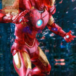 Hot Toys Iron Man 2 Holographic Iron Man 013