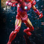 Hot Toys Iron Man 2 Holographic Iron Man 014