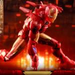Hot Toys Iron Man 2 Holographic Iron Man 016