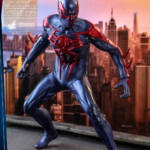 Hot Toys Spider Man 2099 005
