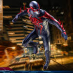 Hot Toys Spider Man 2099 008