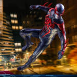 Hot Toys Spider Man 2099 009