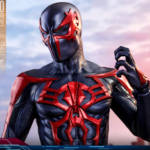 Hot Toys Spider Man 2099 017