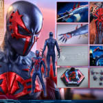 Hot Toys Spider Man 2099 020