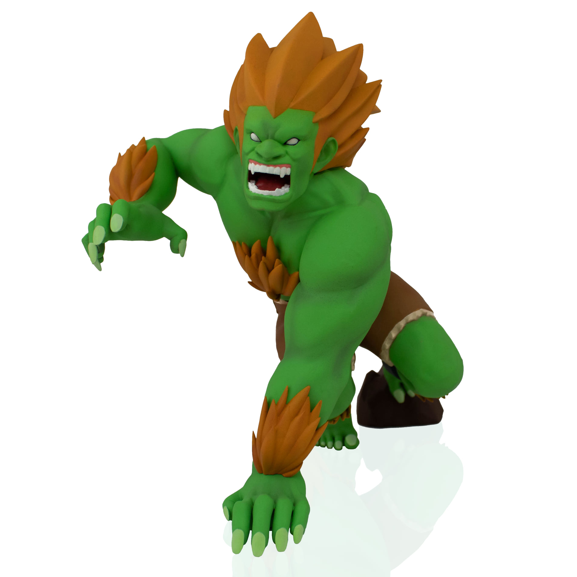 Icon Heroes Blanka Preview