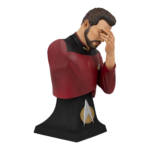Icon Heroes SDCC 2020 Rike Facepalm Bust 002